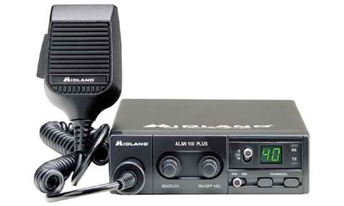 Автомобильная радиостанция ALAN 100 PLUS, фото