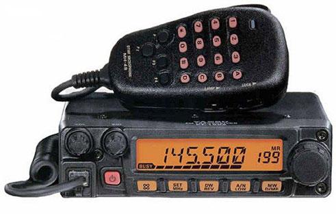 Портативная радиостанция YAESU FT-1802