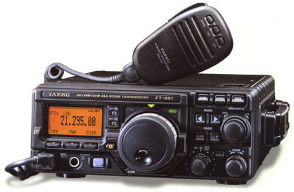 радиостанция YAESU FT-897