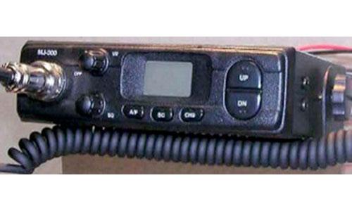 Автомобильная радиостанция MEGAJET 300