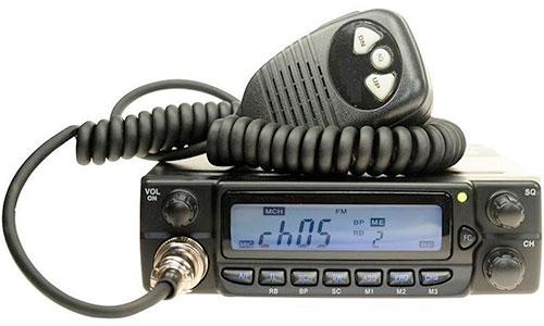 Автомобильная радиостанция MEGAJET600plus