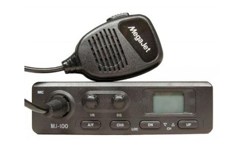 Автомобильная радиостанция MEGAJET 100