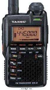 Портативная радиостанция YAESU VX-2R