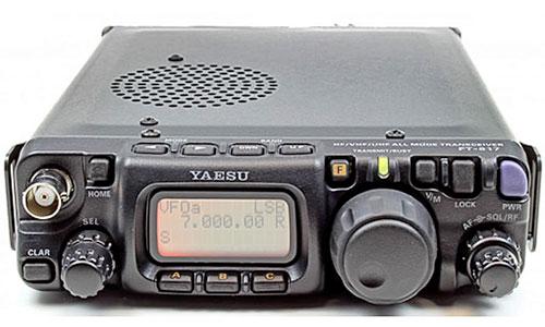 радиостанция YAESU FT-817