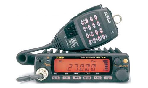 Автомобильная радиостанция ALINCO DR-135CB