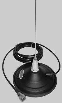 Автомобильная антенна Радуга-связь 27  гражданский диапазон CB 27 МГц, фото